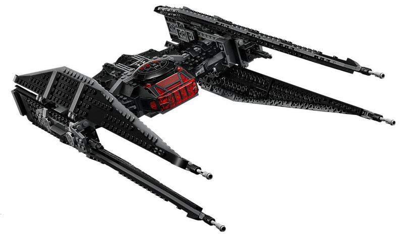 LEGO STAR WARS - 75179 - Kylo Ren's TIE Fighter 75179_27