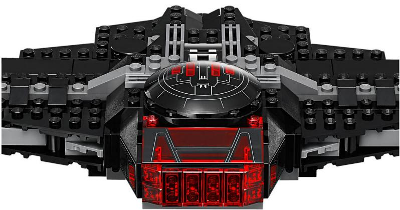 LEGO STAR WARS - 75179 - Kylo Ren's TIE Fighter 75179_28