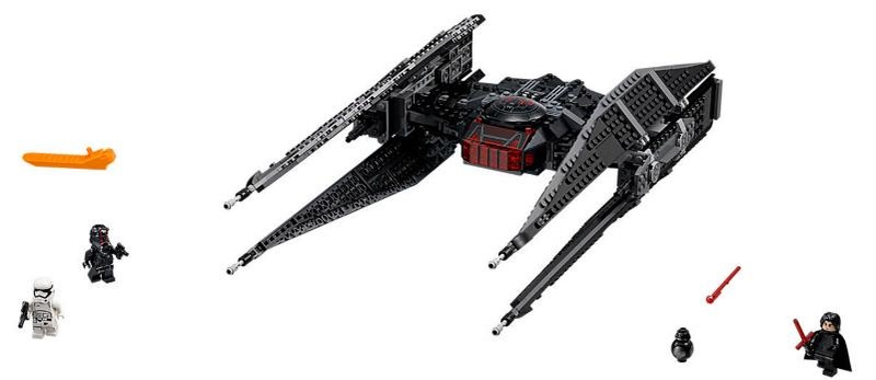 LEGO STAR WARS - 75179 - Kylo Ren's TIE Fighter 75179_30