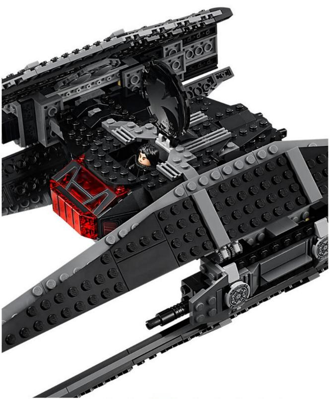 LEGO STAR WARS - 75179 - Kylo Ren's TIE Fighter 75179_33
