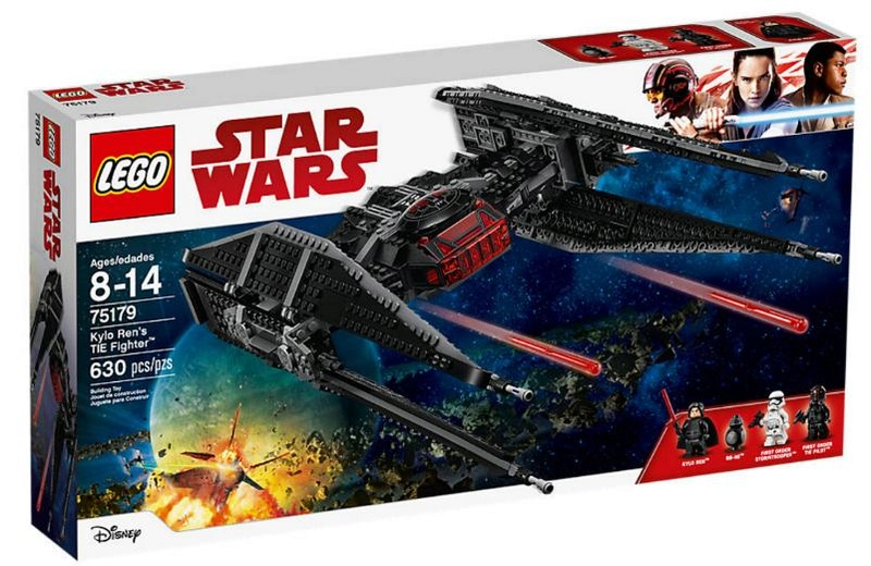 LEGO STAR WARS - 75179 - Kylo Ren's TIE Fighter 75179_34