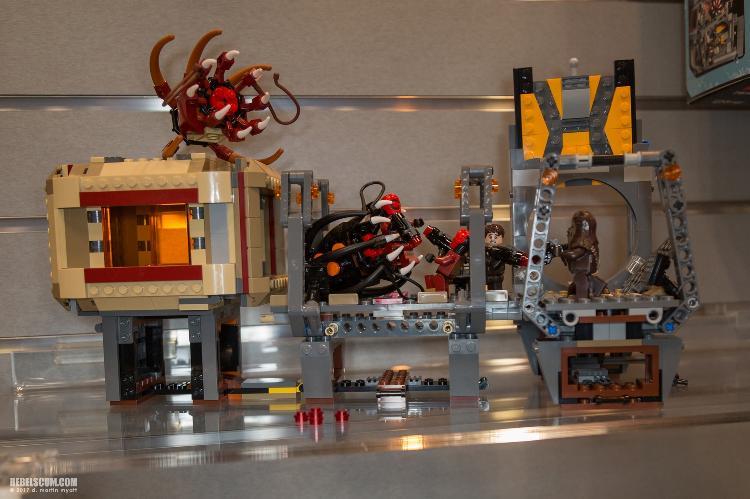 LEGO STAR WARS - 75180 - Rathtar Escape 75180_10
