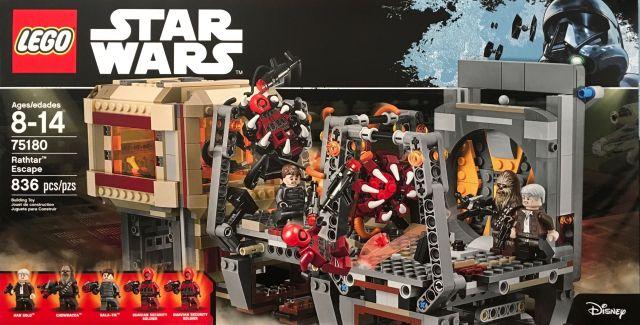 LEGO STAR WARS - 75180 - Rathtar Escape 75180_11
