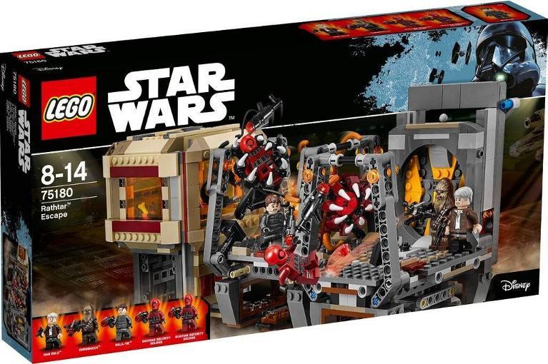 LEGO STAR WARS - 75180 - Rathtar Escape 75180_12