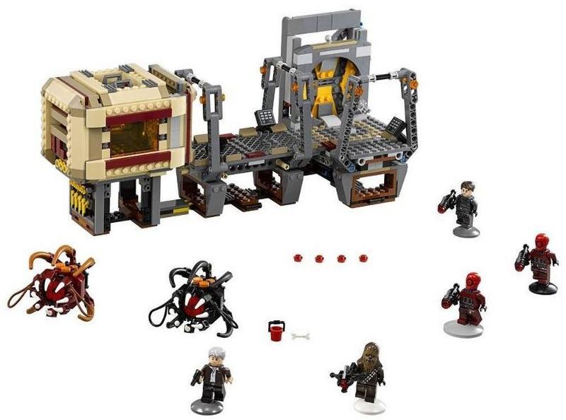 LEGO STAR WARS - 75180 - Rathtar Escape 75180_13