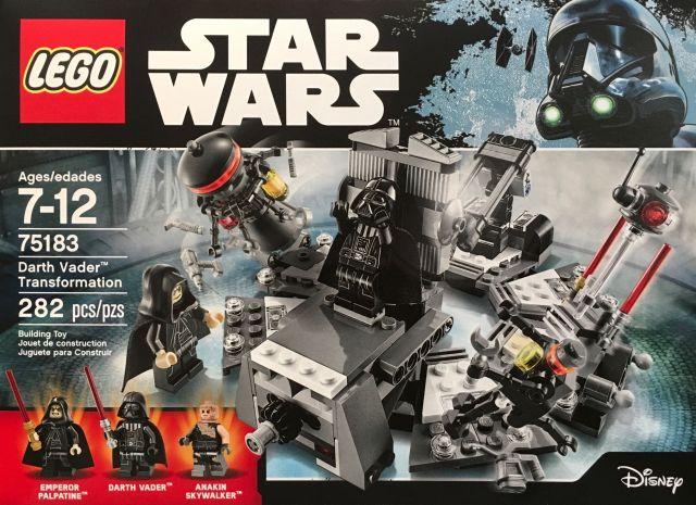 LEGO STAR WARS - 75183 - Darth Vader Transformation 75183_10