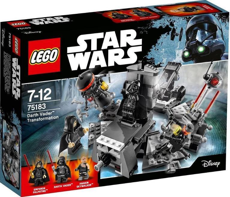 LEGO STAR WARS - 75183 - Darth Vader Transformation 75183_11