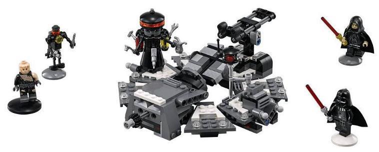 LEGO STAR WARS - 75183 - Darth Vader Transformation 75183_12