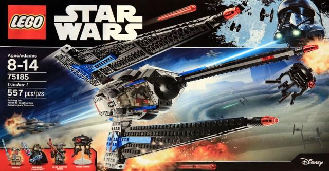 LEGO STAR WARS - 75185 - Tracker I 75185_10