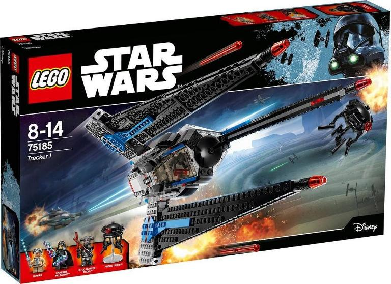 LEGO STAR WARS - 75185 - Tracker I 75185_11