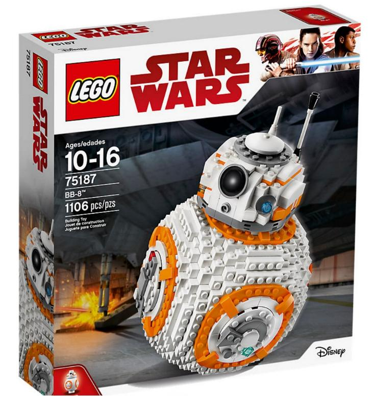 LEGO STAR WARS - 75187 - BB-8 75187_12