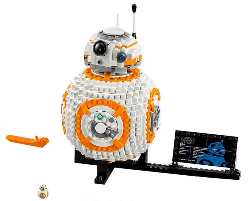 LEGO STAR WARS - 75187 - BB-8 75187_13