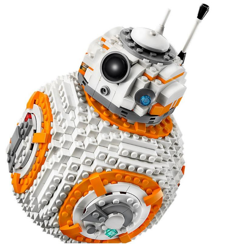 LEGO STAR WARS - 75187 - BB-8 75187_14