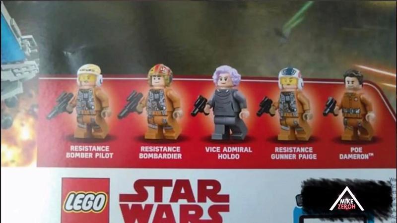 LEGO STAR WARS - 75188 - Resistance Bomber  75188_10
