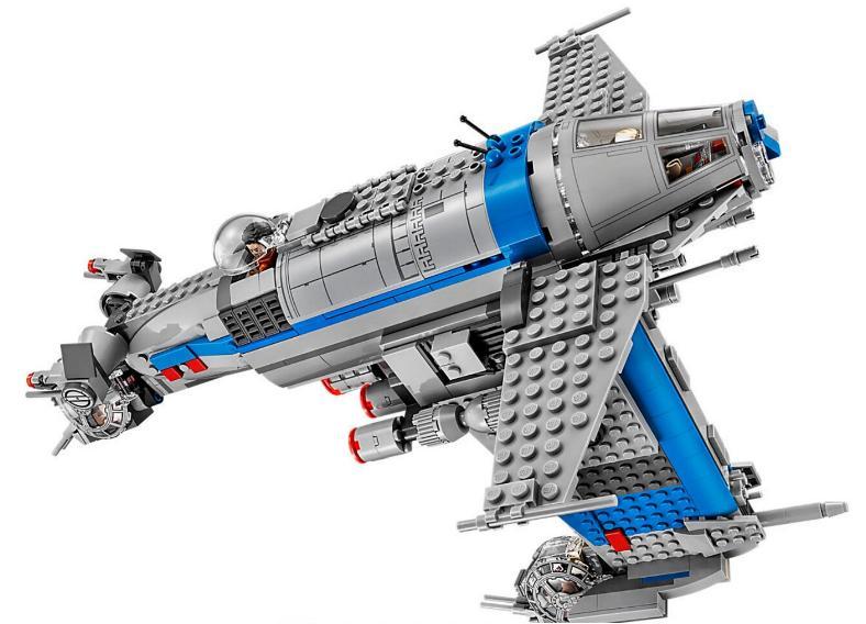 LEGO STAR WARS - 75188 - Resistance Bomber  75188_12