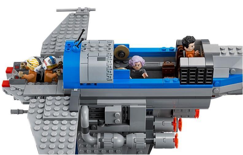 LEGO STAR WARS - 75188 - Resistance Bomber  75188_13
