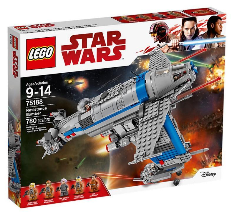 LEGO STAR WARS - 75188 - Resistance Bomber  75188_14