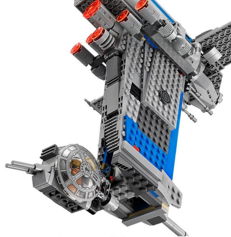 LEGO STAR WARS - 75188 - Resistance Bomber  75188_15
