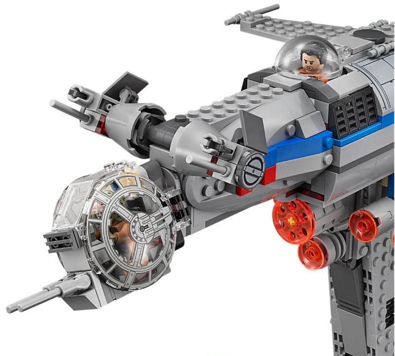 LEGO STAR WARS - 75188 - Resistance Bomber  75188_16