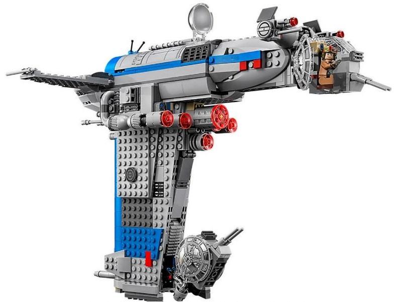 LEGO STAR WARS - 75188 - Resistance Bomber  75188_17