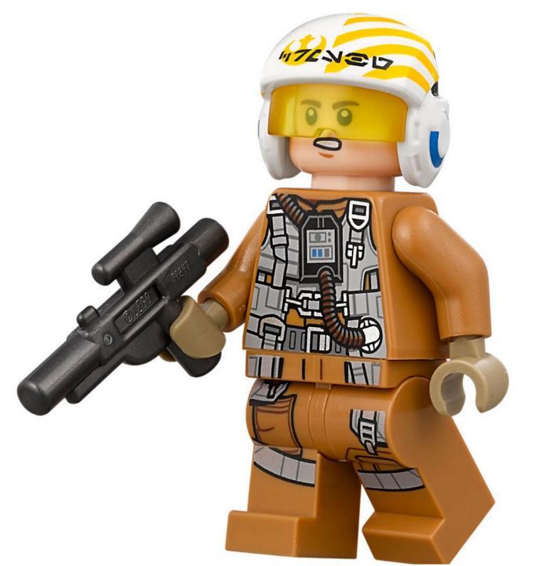 LEGO STAR WARS - 75188 - Resistance Bomber  75188_18