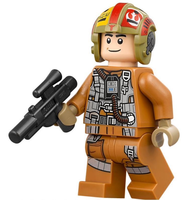 LEGO STAR WARS - 75188 - Resistance Bomber  75188_19
