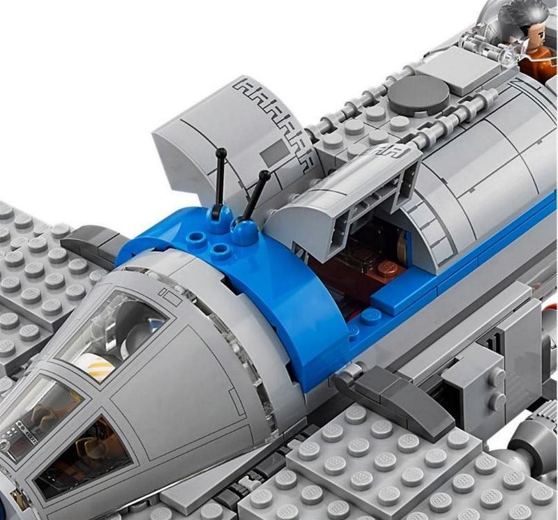 LEGO STAR WARS - 75188 - Resistance Bomber  75188_23