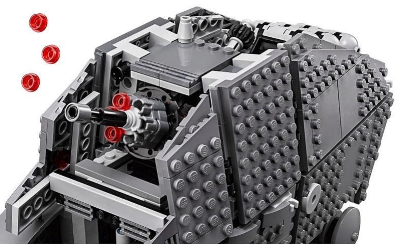 LEGO STAR WARS - 75189 - First Order Heavy Walker 75189_13