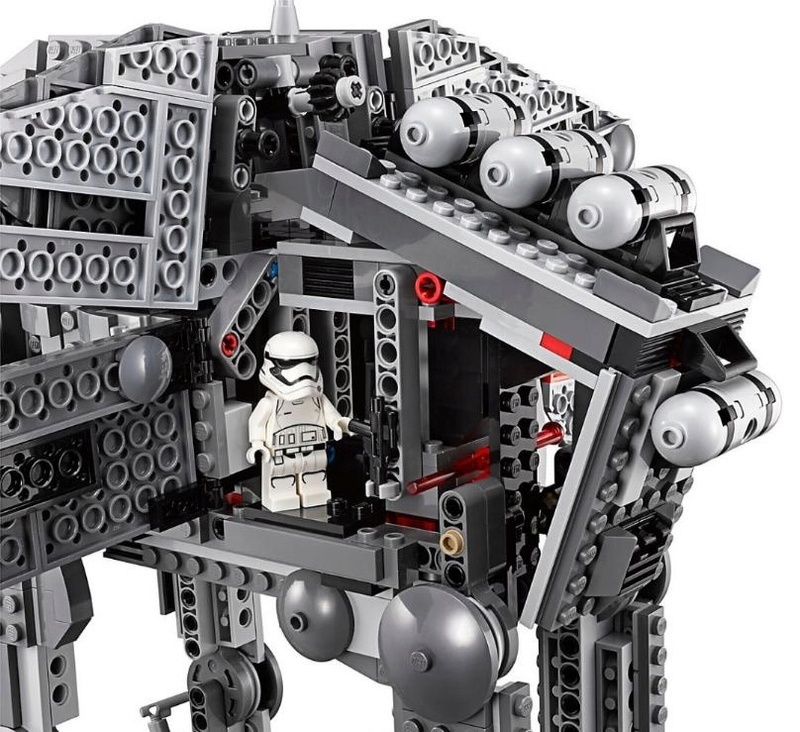 LEGO STAR WARS - 75189 - First Order Heavy Walker 75189_17