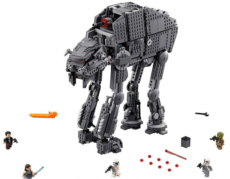 LEGO STAR WARS - 75189 - First Order Heavy Walker 75189_18
