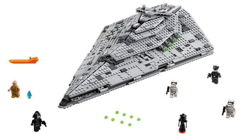 LEGO STAR WARS - 75190 - First Order Star Destroyer 75190_10