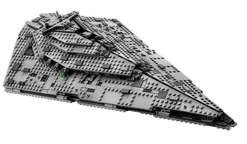 LEGO STAR WARS - 75190 - First Order Star Destroyer 75190_11