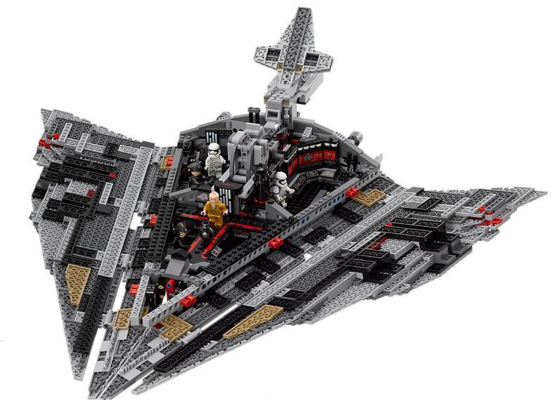 LEGO STAR WARS - 75190 - First Order Star Destroyer 75190_17