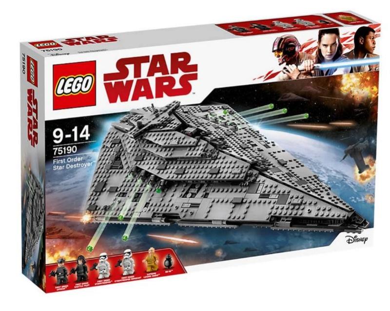 LEGO STAR WARS - 75190 - First Order Star Destroyer 75190_18