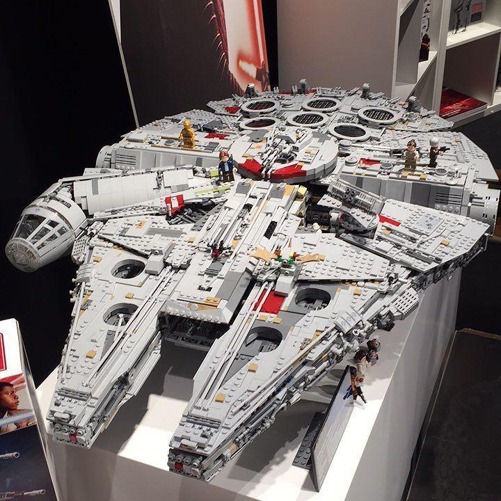 LEGO STAR WARS - 75192 Millennium Falcon UCS 75192-10