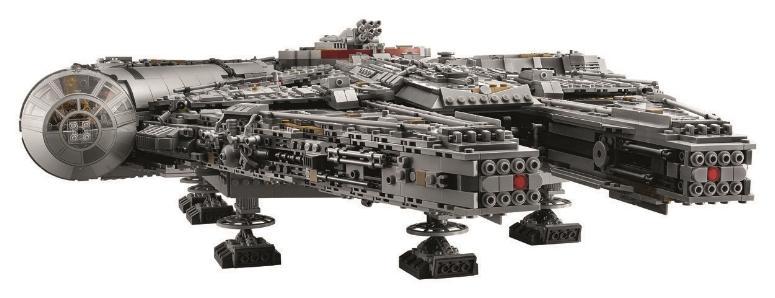 LEGO STAR WARS - 75192 Millennium Falcon UCS 75192_10
