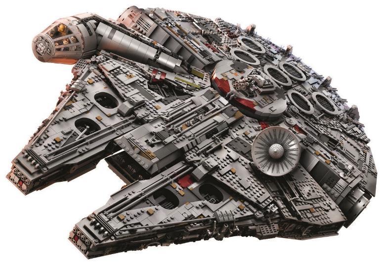 LEGO STAR WARS - 75192 Millennium Falcon UCS 75192_11