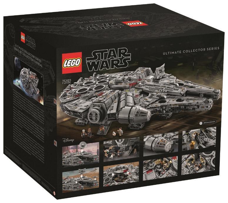 LEGO STAR WARS - 75192 Millennium Falcon UCS 75192_13