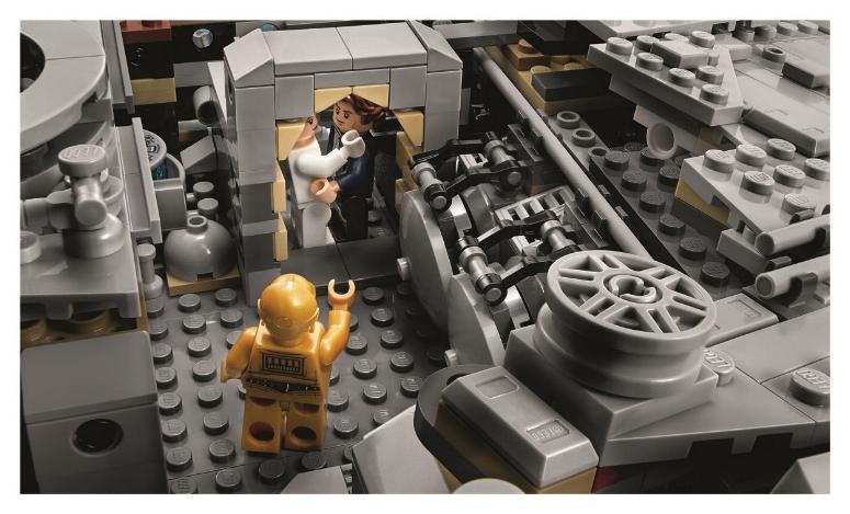LEGO STAR WARS - 75192 Millennium Falcon UCS 75192_16