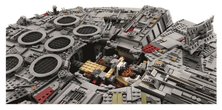 LEGO STAR WARS - 75192 Millennium Falcon UCS 75192_20