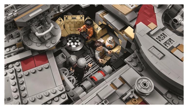 LEGO STAR WARS - 75192 Millennium Falcon UCS 75192_21