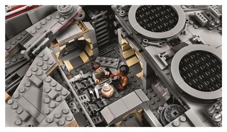 LEGO STAR WARS - 75192 Millennium Falcon UCS 75192_22