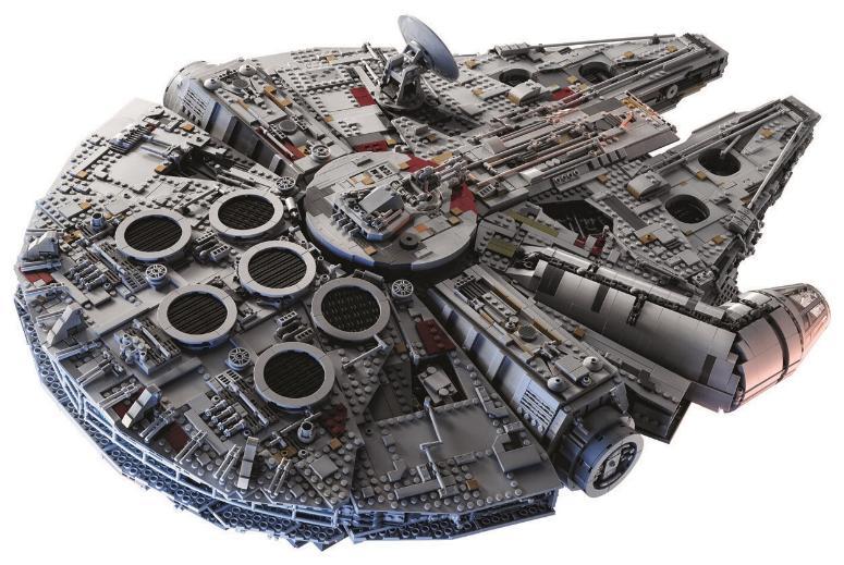 LEGO STAR WARS - 75192 Millennium Falcon UCS 75192_23
