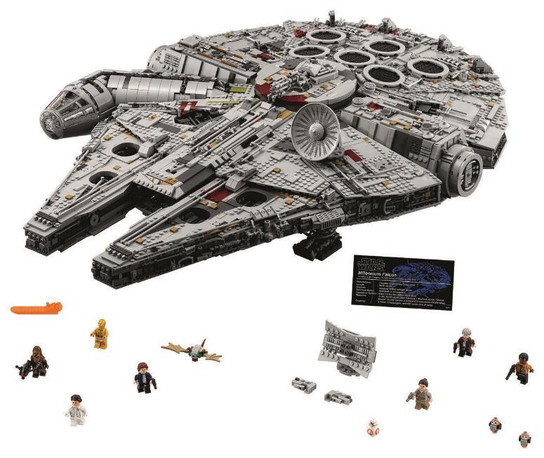 LEGO STAR WARS - 75192 Millennium Falcon UCS 75192_24