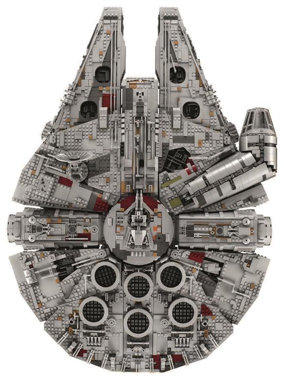 LEGO STAR WARS - 75192 Millennium Falcon UCS 75192_27
