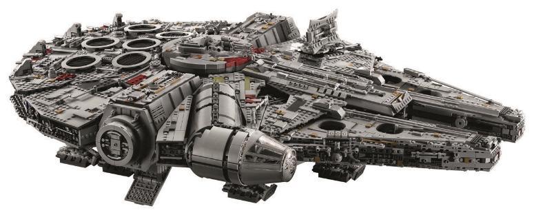 LEGO STAR WARS - 75192 Millennium Falcon UCS 75192_29