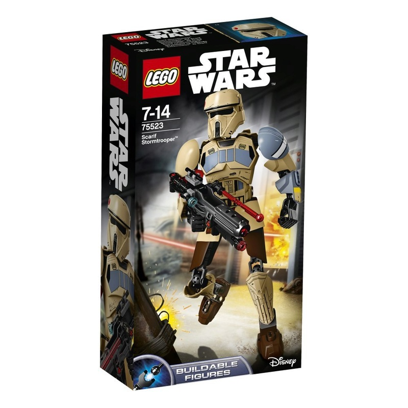 LEGO STAR WARS ROGUE ONE - 75523 - Scarif Stormtrooper 75523_10