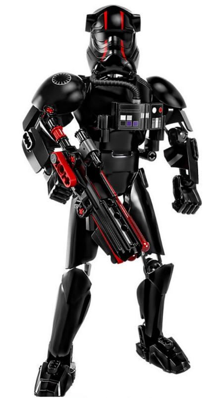 LEGO STAR WARS - 75526 - Elite TIE Fighter Pilot 75526_10