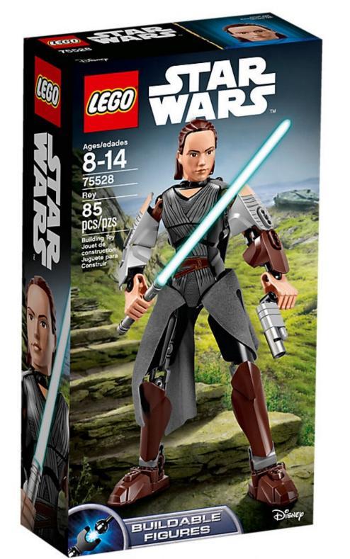LEGO STAR WARS - 75528 - Rey 75528_12