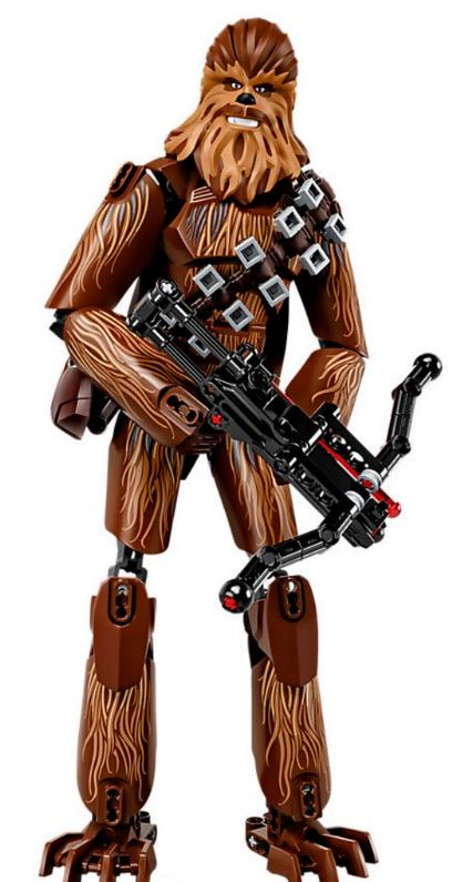 LEGO STAR WARS - 75530 - Chewbacca 75530_11